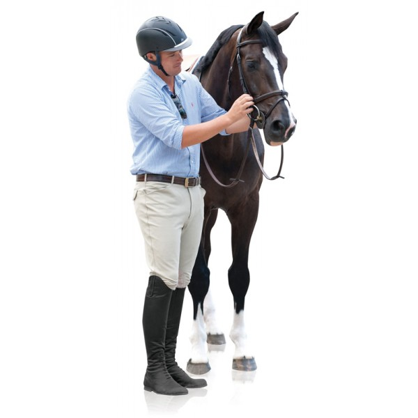 Men's Euroweave Knee Patch Breech